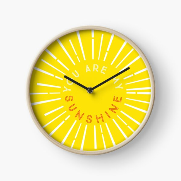 Sunshine Clock