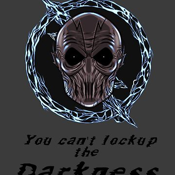 You cant lock up the darkness - zoom by wordplayer73