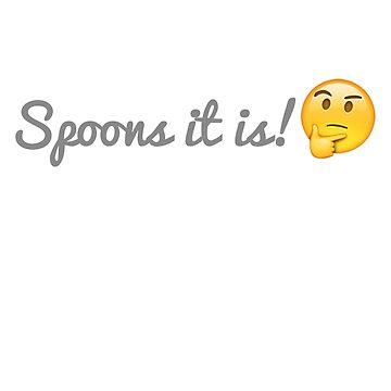 Spoons it is  by leedavies88