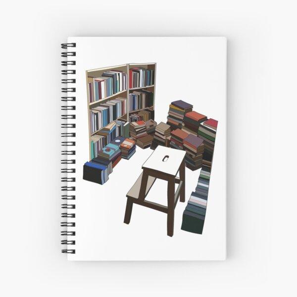 Book Corner Spiral Notebook