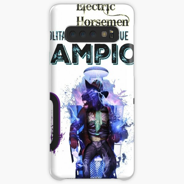 2015 COL Champions - Electric Horsemen Samsung Galaxy Snap Case