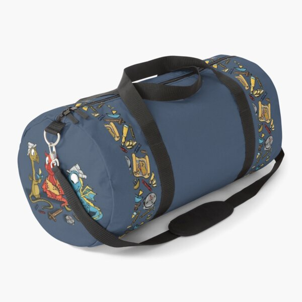 A Dragon Adventure  Duffle Bag