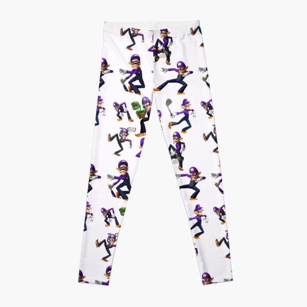 Waluigi Leggings