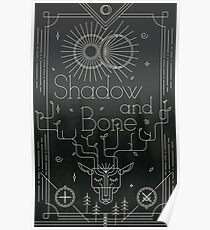 The Grisha Trilogy - Shadow and Bone Poster