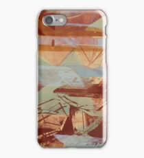 CONFUSED ALARMS OF STRUGGLE AND FLIGHT #2—ARNOLD iPhone Case/Skin