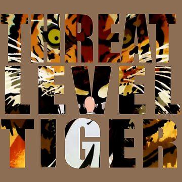 Tiger by Miausita