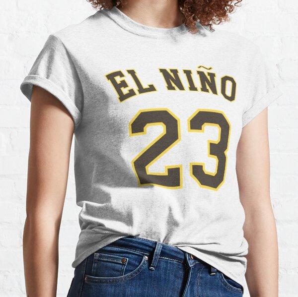 Fernando Tatis Jr. - Baseball Art - El Nino - Nickname Jersey Classic T-Shirt