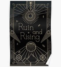 The Grisha Trilogy - Ruin and Rising Poster