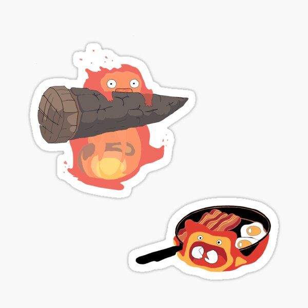 Calcifer  Sticker