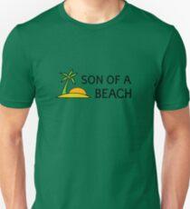 Funny Cool Humour Summer Holliday Beach Sun T-Shirt