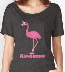 Flamingocorn Women's Relaxed Fit T-Shirt