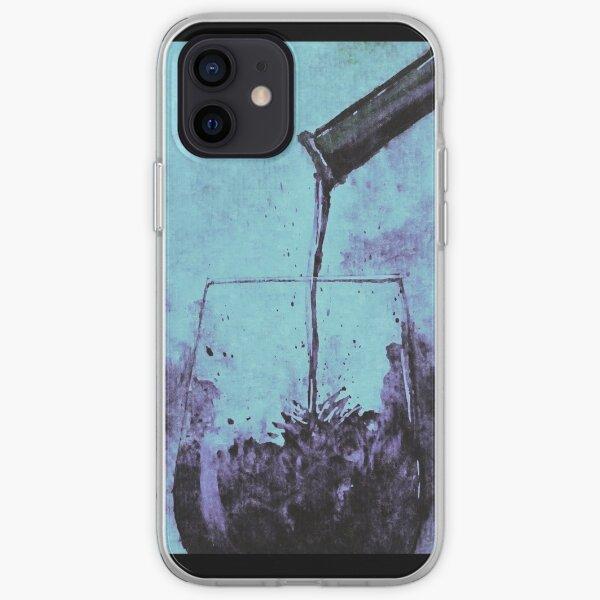 Purple Wine iPhone Soft Case