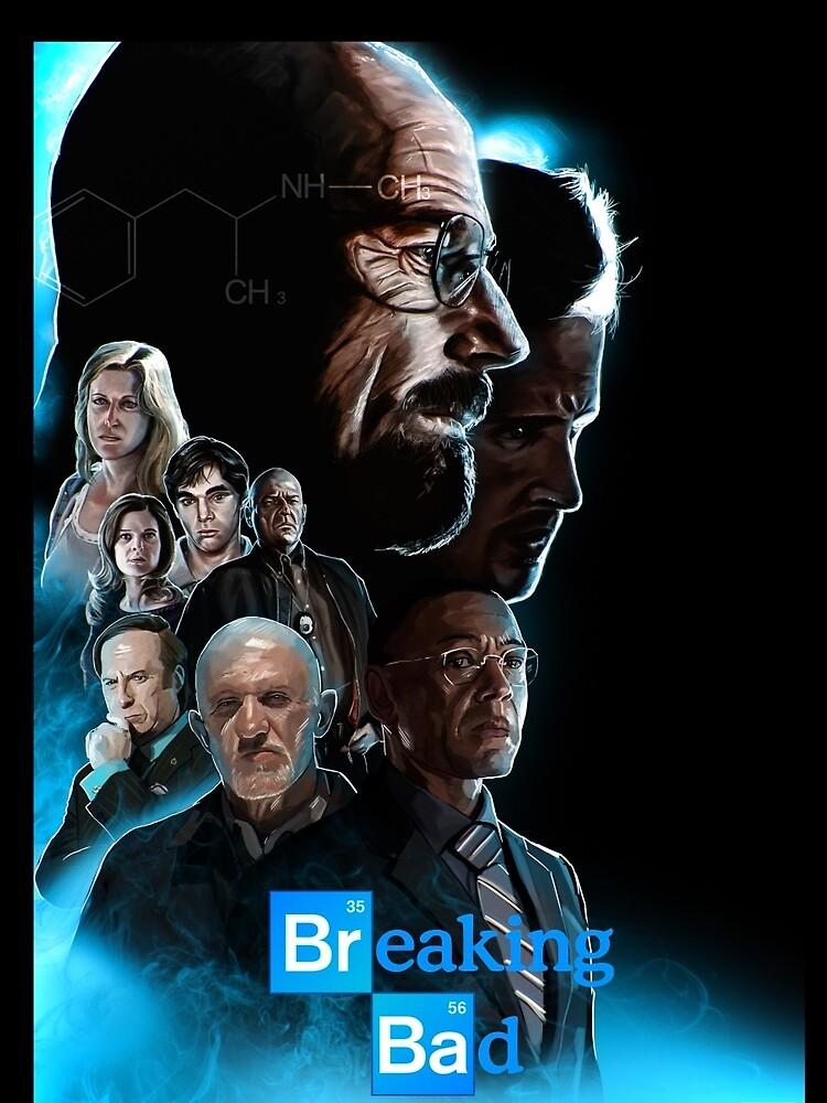 Breaking Bad by CrosbyDesign