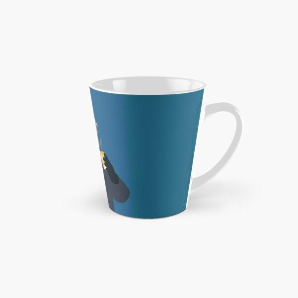 Carlo Ancelotti Art numérique Mug long