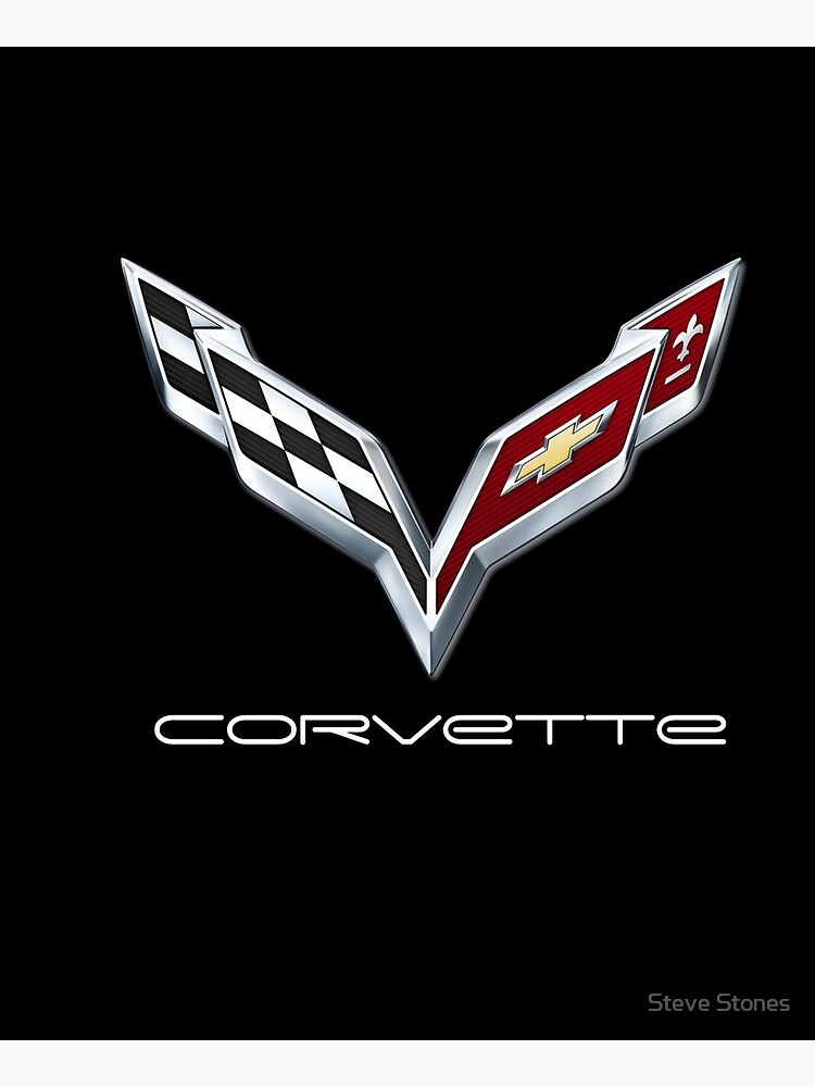C7 Logo Detail by stevestones