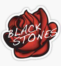 The Black Stones (BLAST) Sticker