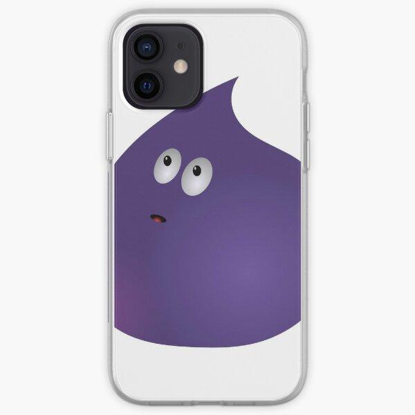 Surprised Plum Guy iPhone Soft Case