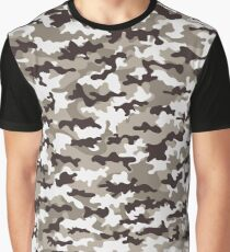 Camouflage military cloth of infantry Graphic T-Shirt