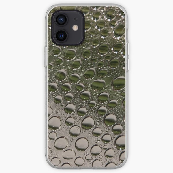 Water Abstract iPhone Soft Case