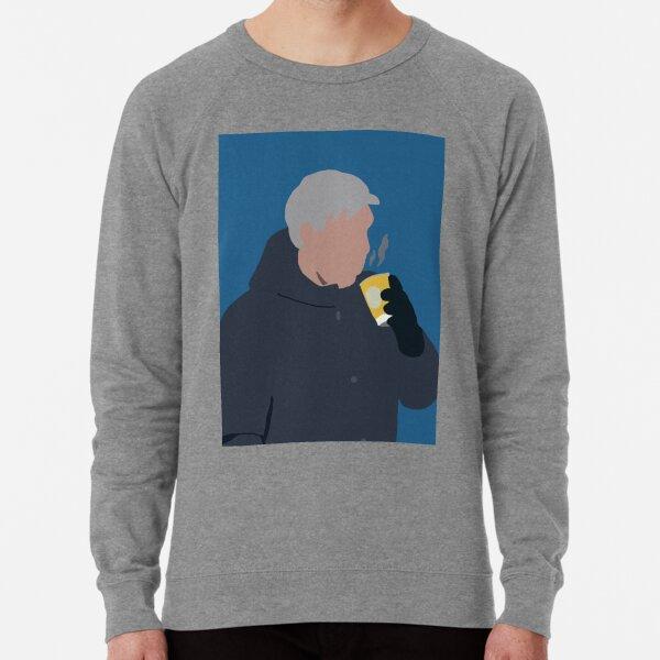Carlo Ancelotti Digital Art Lightweight Sweatshirt