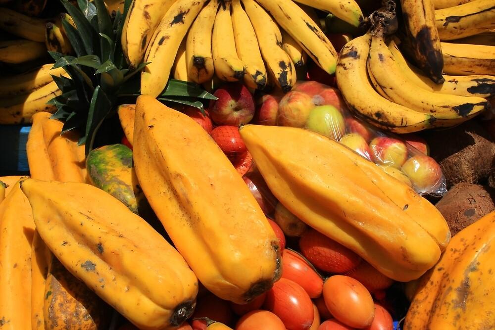 Exotic Fruits by rhamm