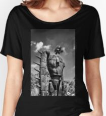 Sky soldier Women's Relaxed Fit T-Shirt