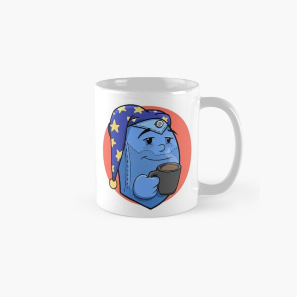 Sleepy Pockety Classic Mug