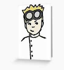 Doctor Adorable Greeting Card