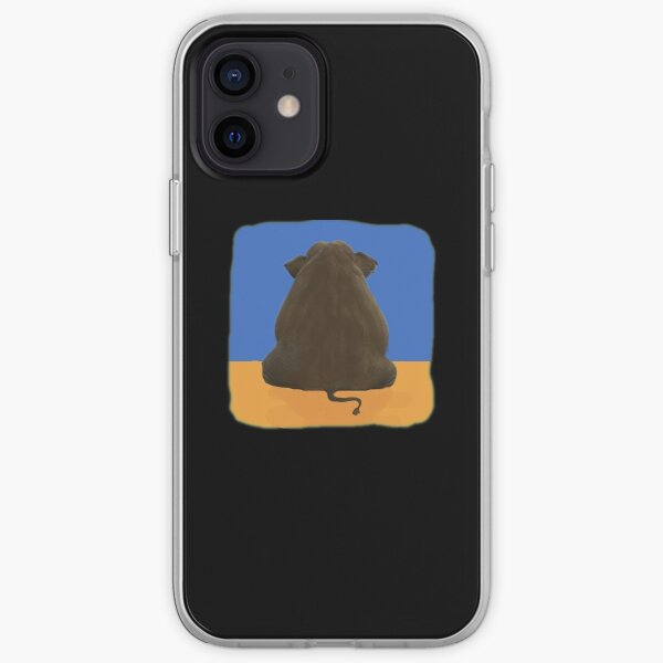 NCIS elephant in the room ORIGINAL iPhone Soft Case