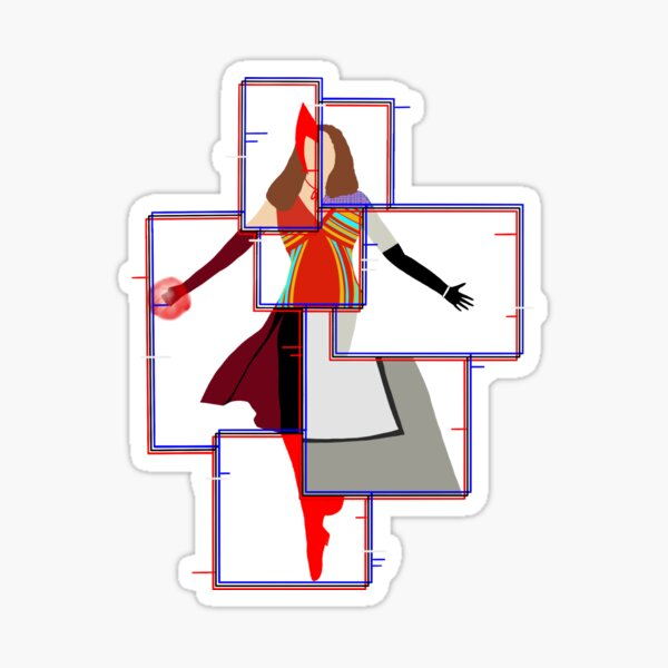 Les nombreux styles de Wanda Sticker