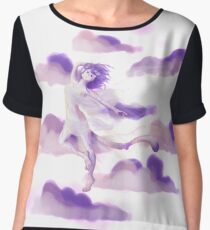 Dance in the Clouds Chiffon Top