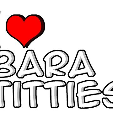 I <3 Bara Titties by GeneralGrievous