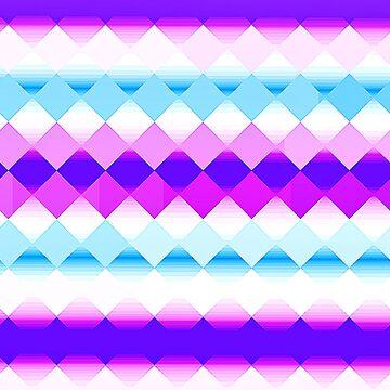 VIOLET ー BLUE ◇ DIAMONDS by Rina-J