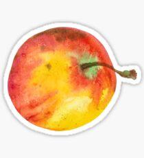 Daily apple Sticker