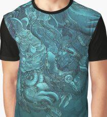 Aquatic Life 2 Graphic T-Shirt