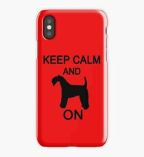 Keep Calm & Kerry On iPhone Case