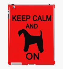 Keep Calm & Kerry On iPad Case/Skin