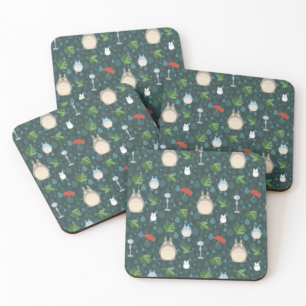 Water Drops Coasters (Set of 4)