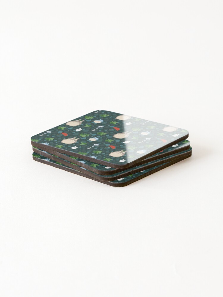 Alternate view of Water Drops Coasters (Set of 4)