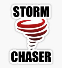 Storm Chaser - Twister Sticker