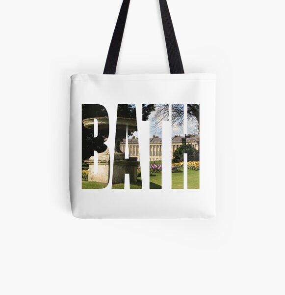 Royal Crescent, Bath All Over Print Tote Bag