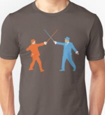 Dumb and Dumber On Guard!  T-Shirt