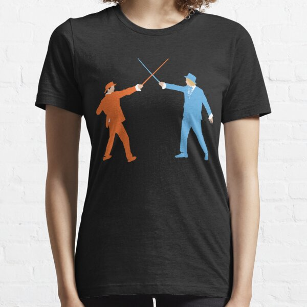 Dumb and Dumber On Guard!  Essential T-Shirt