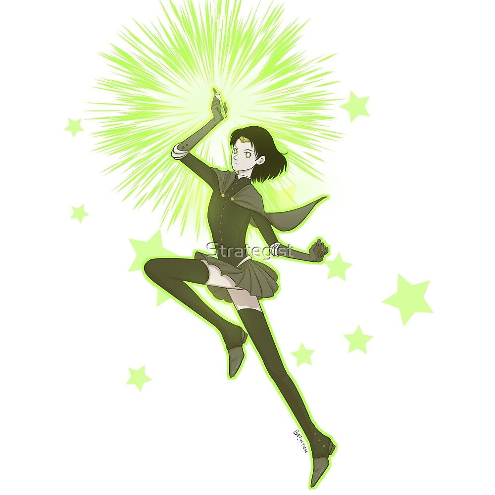 Sailor Severus by Strategist