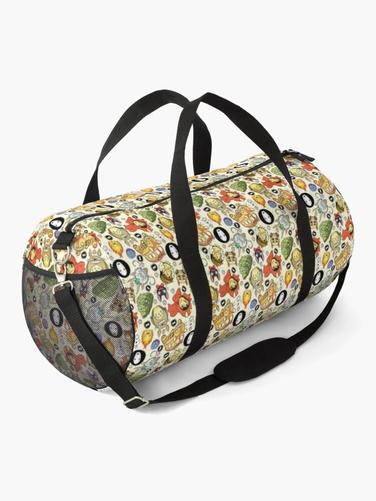 Alternate view of Faces Duffle Bag