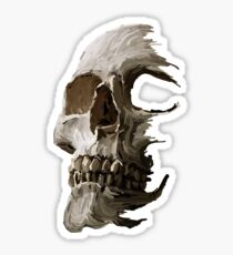 Fading in the Shadows Sticker