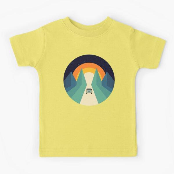 Wonderful Trip Kids T-Shirt
