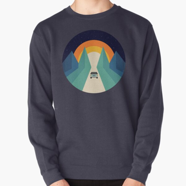 Wonderful Trip Pullover Sweatshirt