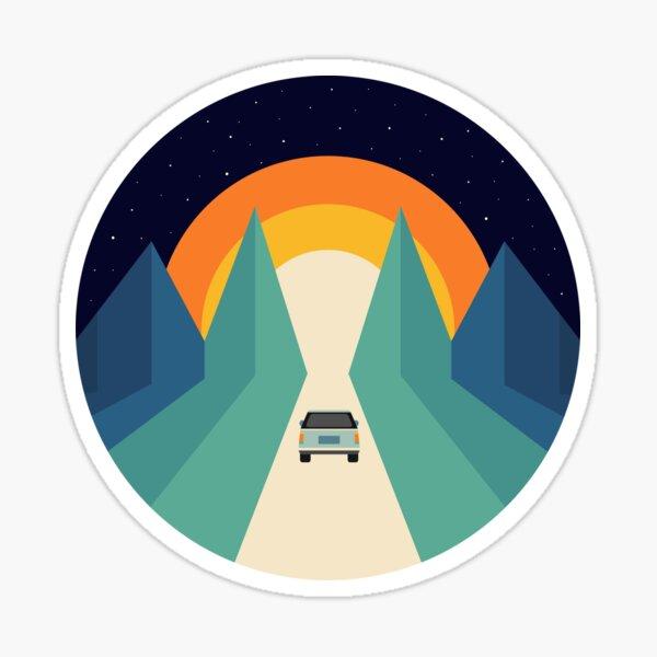 Wonderful Trip Sticker