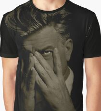 David Lynch Graphic T-Shirt